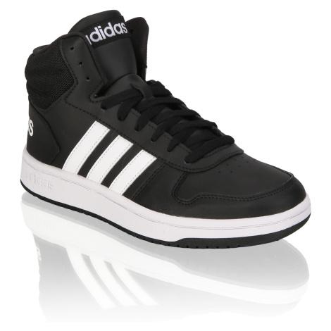 Adidas Hoops 2.0 Mid čierna