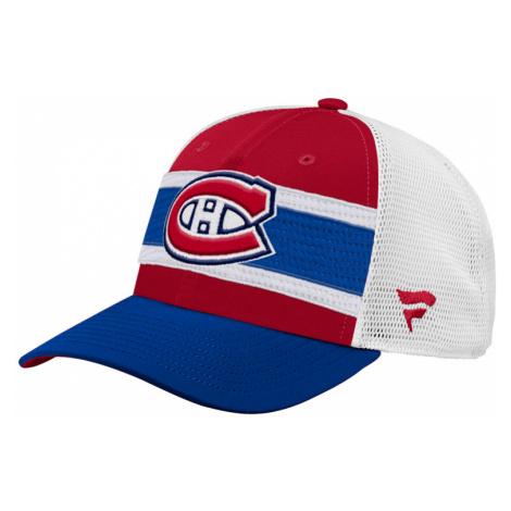 BLACK FRIDAY - Detská šiltovka Fanatics Draft Home Structured NHL Montreal Canadiens