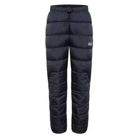 JACK WOLFSKIN Outdoorové nohavice 'ATMOSPHERE'  čierna