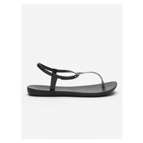 Sandále Ipanema Charm V Sand Fem Čierna