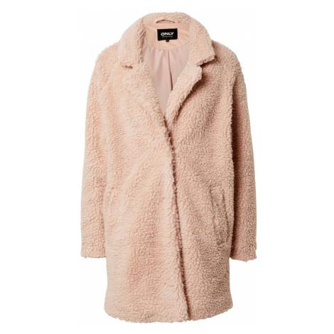 ONLY Prechodný kabát  rosé