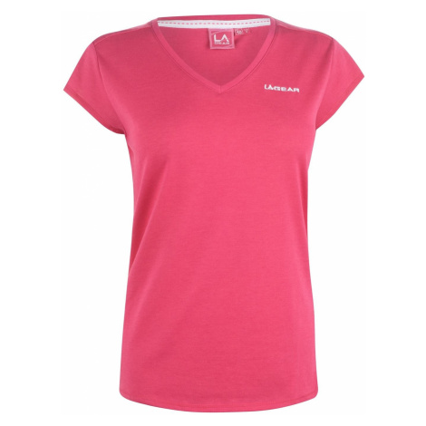 Dámske tričko LA Gear V neck