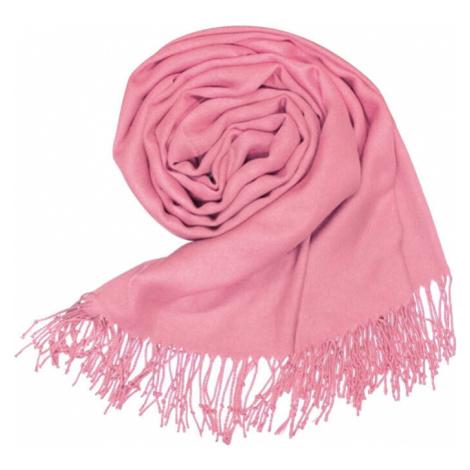 Lecharme Dámska pašmína P7 pink