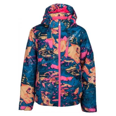 Spyder LOLA JACKET ružová - Dievčenská bunda