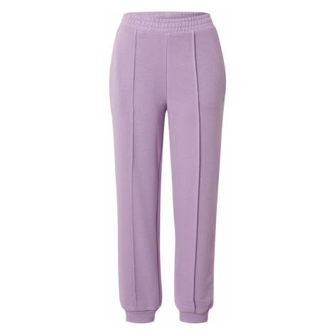 NA-KD Nohavice  fialová