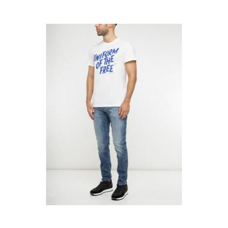 G-Star RAW Straight Leg džínsy 51001-9587-A587 Tmavomodrá Regular Fit
