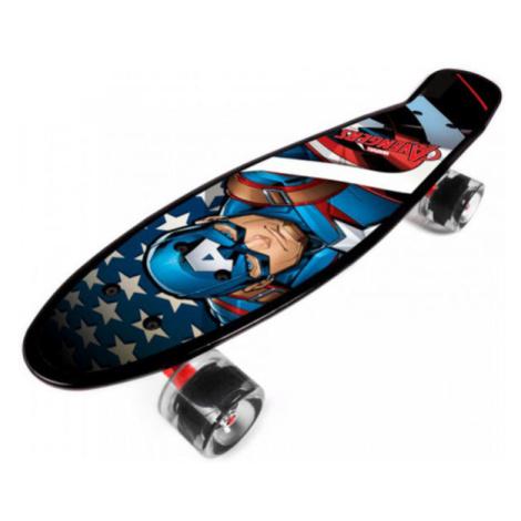 Disney KAPITÁN AMERIKA - Skateboard