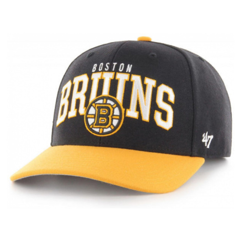 47 NHL BOSTON BRUINS MCCAW '47 MVP DP BLK - Šiltovka