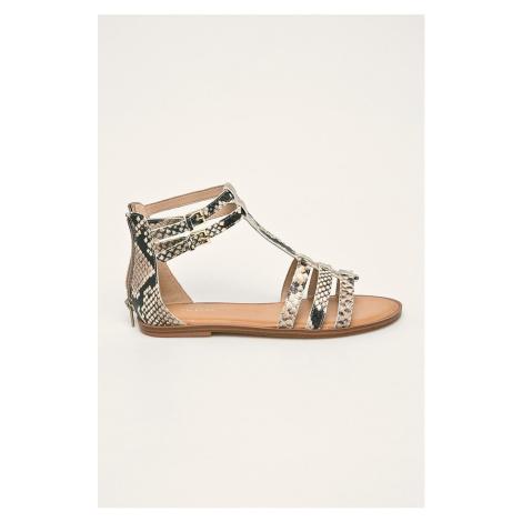 Aldo - Kožené sandále Mutisia