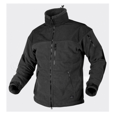 Fleecová bunda Classic Army Windblocker Helikon-Tex® - čierna