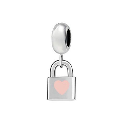 Morellato Oceľový prívesok Drops Bead Heart Locket SCZ952