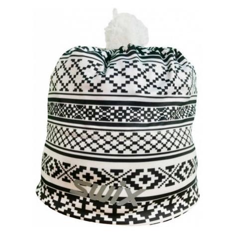 Swix MYRENE biela - Dámska dizajnová športová čelenka
