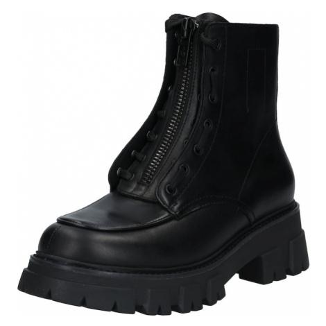 ASH Nízke čižmy  čierna