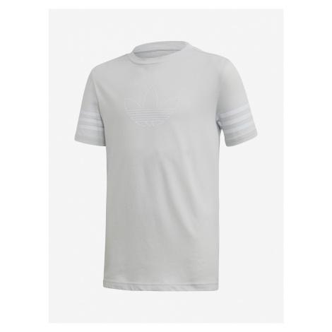 Tričko adidas Originals Outline Tee Biela