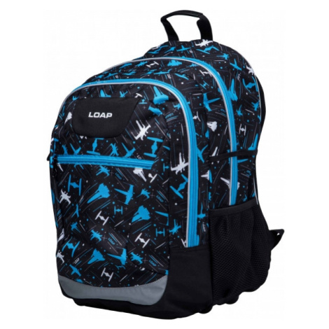 Loap ELLIPSE čierna - Školský batoh