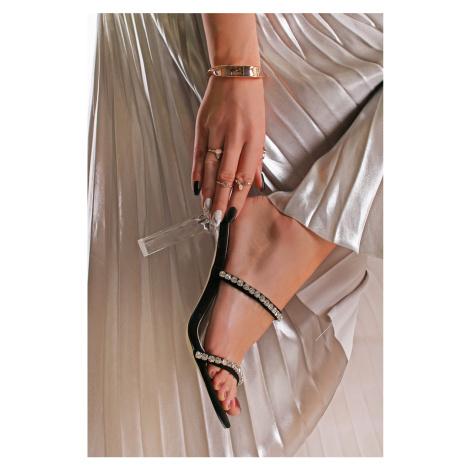 Čierne šľapky Margo Belle Women