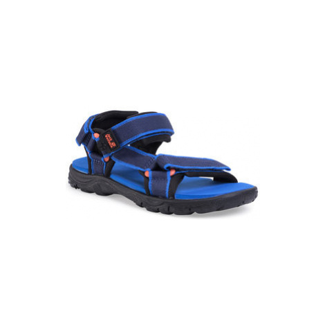 Jack Wolfskin Sandále Seven Seas 3 K 4040061 Tmavomodrá