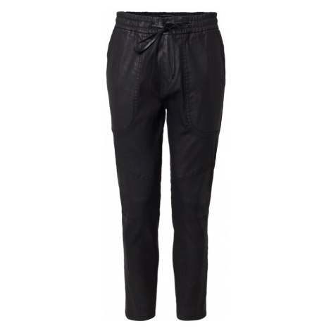 DRYKORN Plisované nohavice 'KAB'  čierna