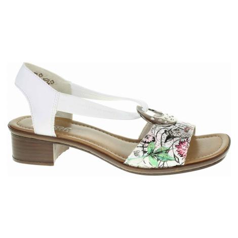 Dámské sandály Rieker 62662-92 multi 62662-92