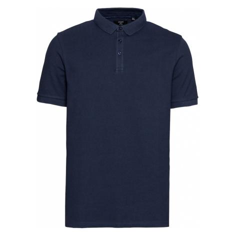 Superdry Tričko  námornícka modrá