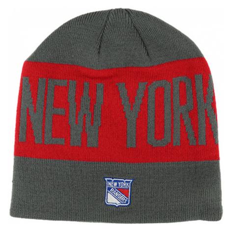 Zimná čiapka adidas Beanie NHL New York Rangers