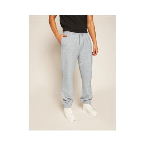 Kappa Teplákové nohavice Snako 703885 Sivá Regular Fit