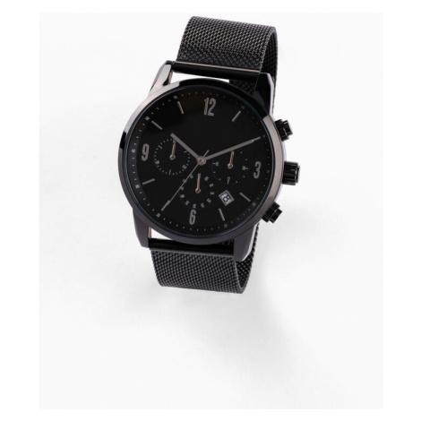 Pánske hodinky s chronografom, z ušľachtilej ocele bonprix