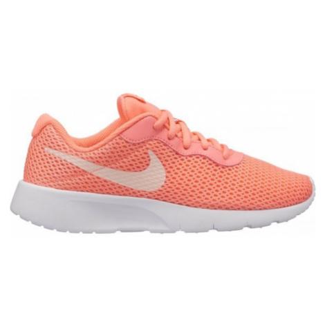 Nike TANJUN (GS) oranžová - Chlapčenská obuv