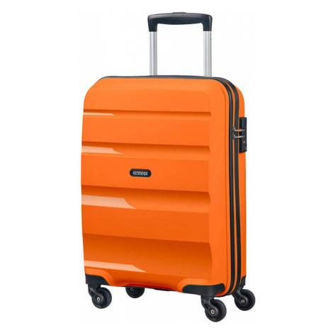 American Tourister Kabínový cestovný kufor Bon Air Spinner 85A 31,5 l - oranžová