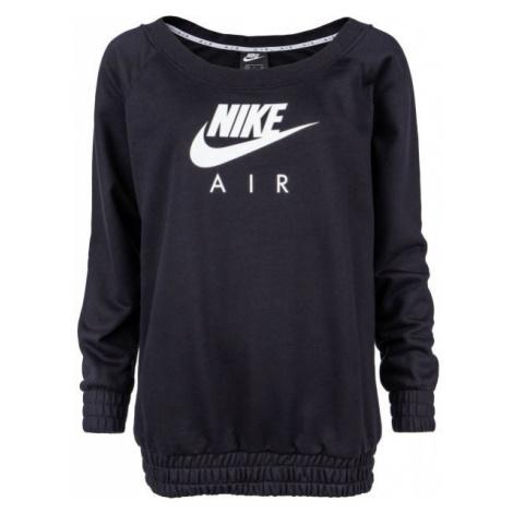 Nike NSW AIR CREW OS FLC W - Dámska mikina