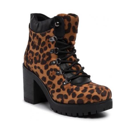 Šnurovacia obuv Jenny Fairy SWS2675-09 Ekologická koža/-Ekologická koža
