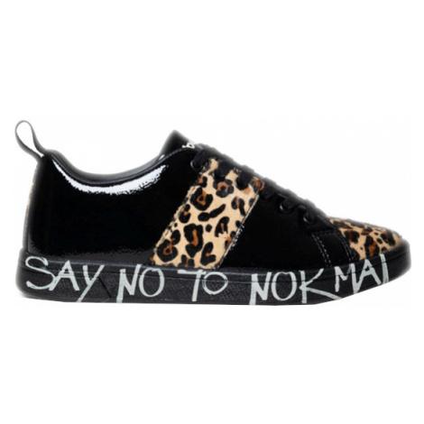 Desigual Dámske tenisky Shoes Cosmic Leopard 20WSKP152000