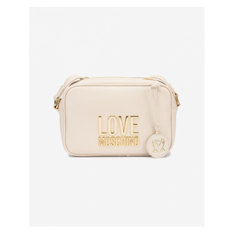 Love Moschino Cross body bag Biela