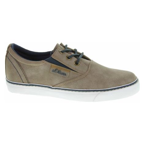 Chlapecká obuv s.Oliver 5-53100-38 béžová