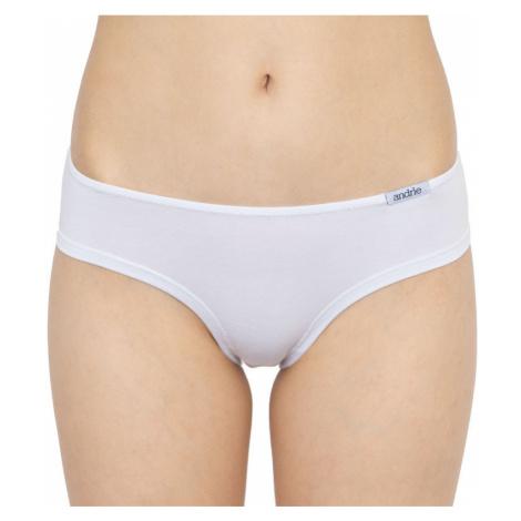 Dámske nohavičky Andrie bielé (PS 2630d)