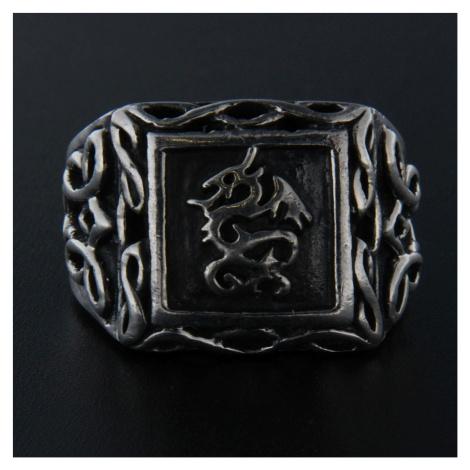Strieborný prsteň 13928
