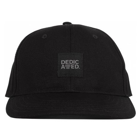 Dedicated Snapback Box logo black-One size čierne 16827-One size