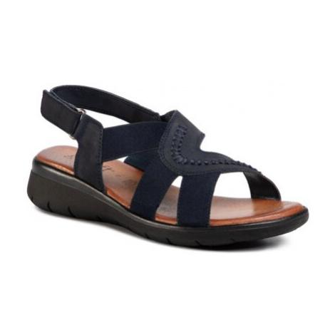 Sandále GO SOFT WI16-INES-02 Prírodná koža(useň) - Nubuk