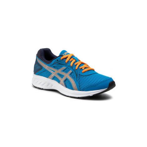 Asics Topánky Jolt 2 Gs 1014A035 Modrá