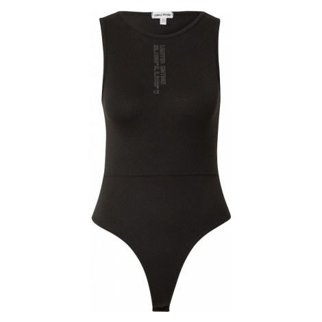 Public Desire Jednodielne plavky  čierna