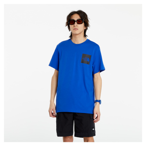 The North Face Fine TEE Blue