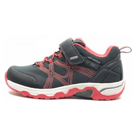 Umbro MATTIAS sivá - Detská vychádzková obuv