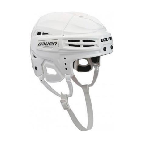 Bauer IMS 5.0 biela - Hokejová prilba