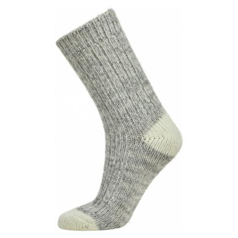 Ponožky Camel Active Camel Women Bootsocks Melange Light Grey 35-38