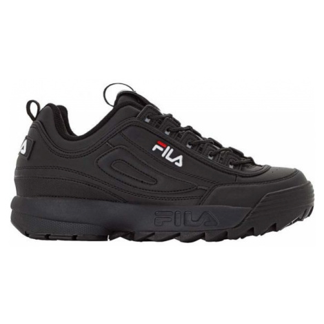 Fila DISRUPTOR LOW WMN čierna - Dámska obuv na voľný čas