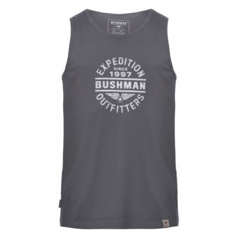 Bushman tielko Huron dark grey