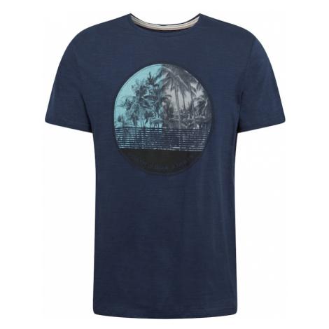 BLEND Tričko  tmavomodrá / čierna / antracitová / dymovo modrá