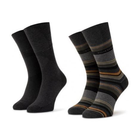 Ponožky Tom Tailor 90187C r. 43-46 Elastan,polyamid,bavlna