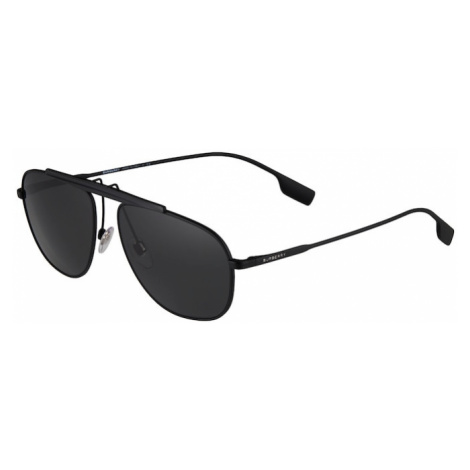 BURBERRY Slnečné okuliare 'DEAN'  čierna