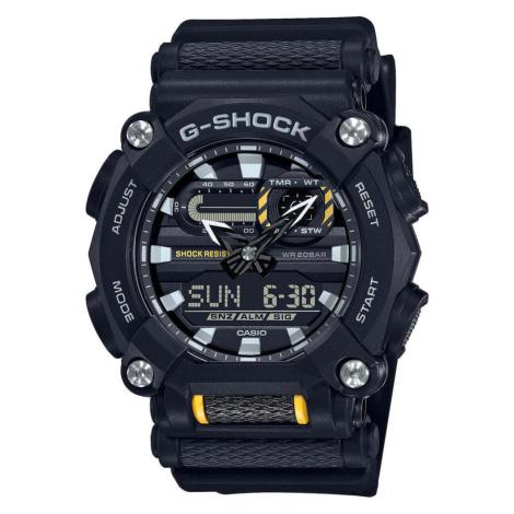 Casio G-Shock GA 900-1AER čierne